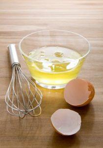 manfaat putih telur