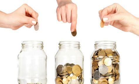 jangan biarkan uang receh berserakan via http://manfaat.co.id