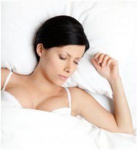 tidur tanpa bh
