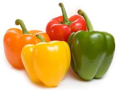3 Manfaat Paprika untuk Kenari Selalu Berkicau