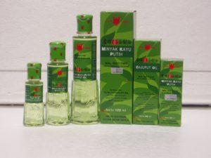 manfaat minyak kayu putih