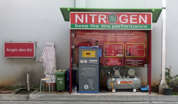 8 Manfaat Gas Nitrogen Untuk Ban