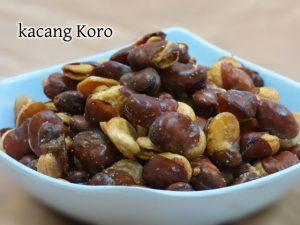 manfaat kacang koro