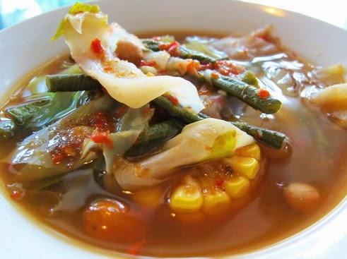 7 Manfaat Sayur Asem untuk Diet Tanpa Nasi