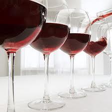 manfaat minum red wine