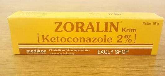 Manfaat Obat Zoralin Ketoconazole Tablet