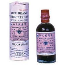 manfaat minyak tawon