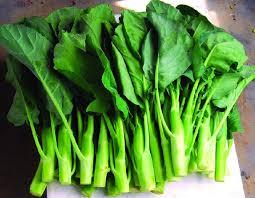 manfaat sayur kailan